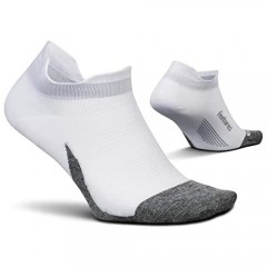Feetures Elite Ultra Light No Show Tab Sock Solid